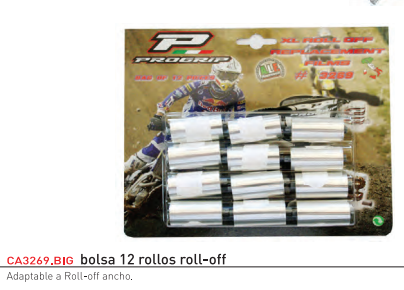 ROLL OFF PROGRIP 12 ROLLOS