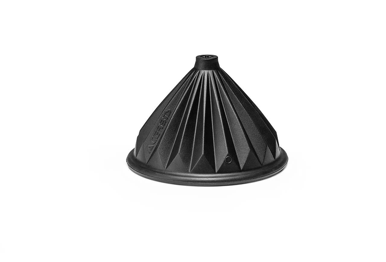 COPRIFILTRO UNIVERSALE 2.0 black