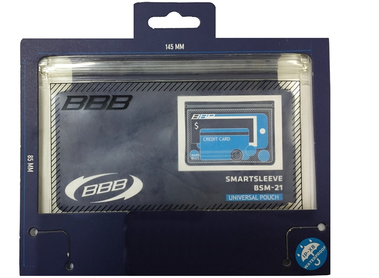 FUNDA MOVIL BBB IMPERMEABLE BSM-21