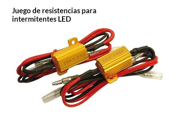 RESISTENCIA INTERMITENCIA LED 3,9 25W