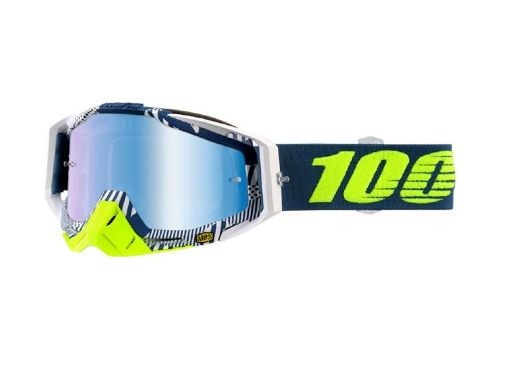 GAFAS 100% RACECRAFT ECLIPSE