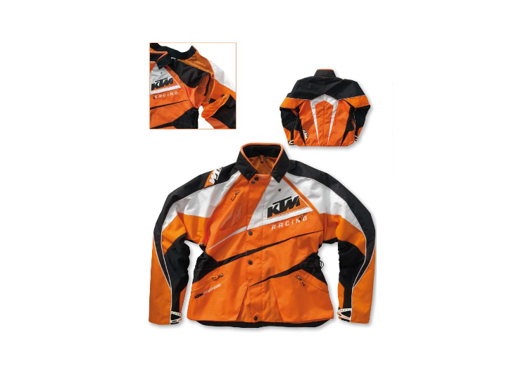 CAZADORA KTM OFFROAD RACE LIGHT PRO 11 XL