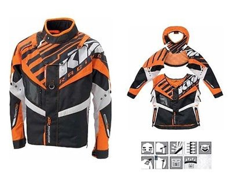 CAZADORA KTM OFFROAD RACE LIGHT PRO XL