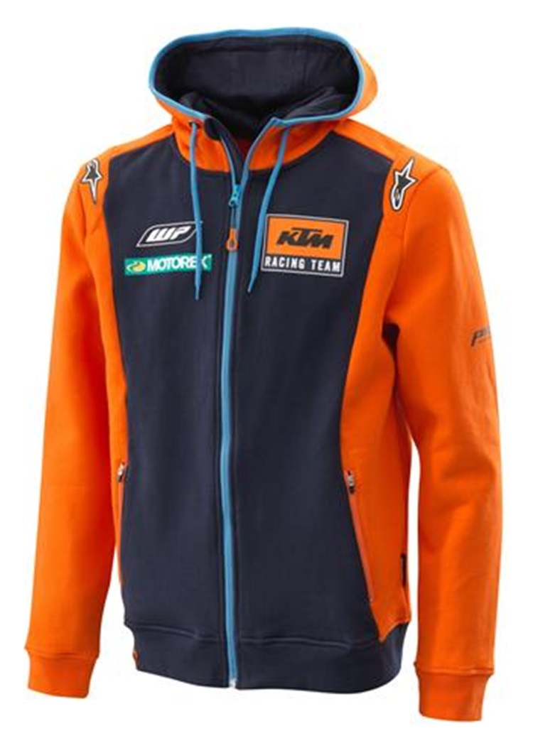 CHAQUETA KTM REPLICA TEAM  L