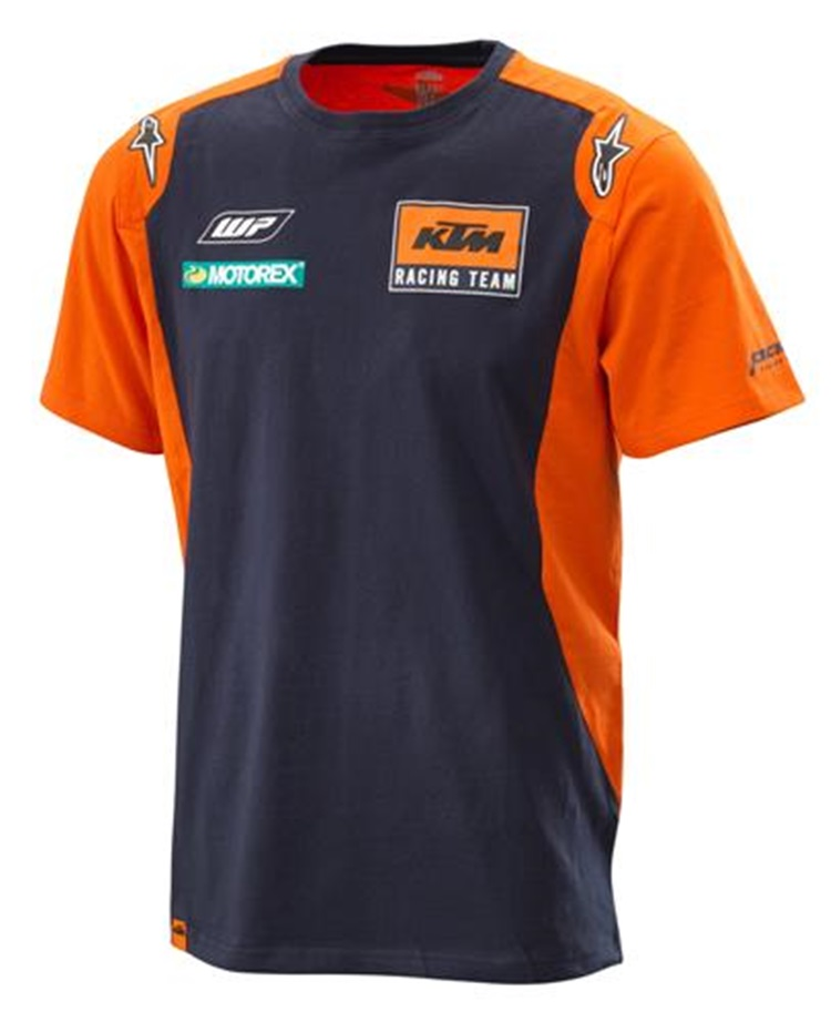 CAMISETA KTM REPLICA TEAM M