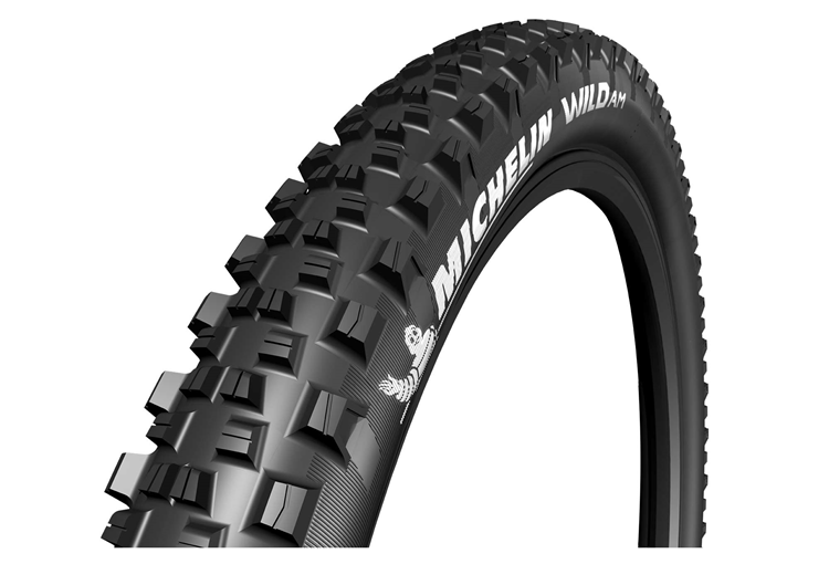 CUBIERTA BICICLETA MICHELIN 27,5X2.80 WILD AM COMPETITION NEGRO