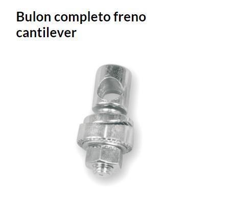BULON FRENO CANTILEVER COMPLETO