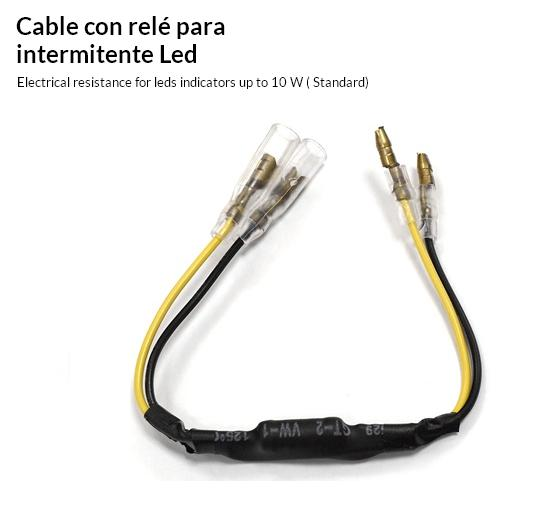 RESISTENCIA INTERMITENCIA LED STD.