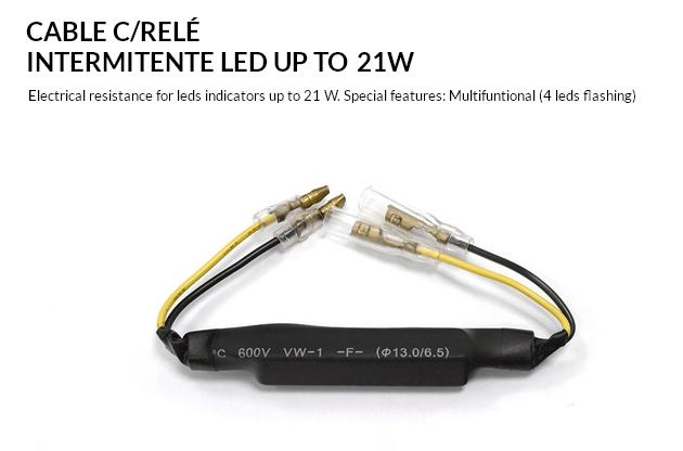 RESISTENCIA INTERMITENCIA LED MULTIF