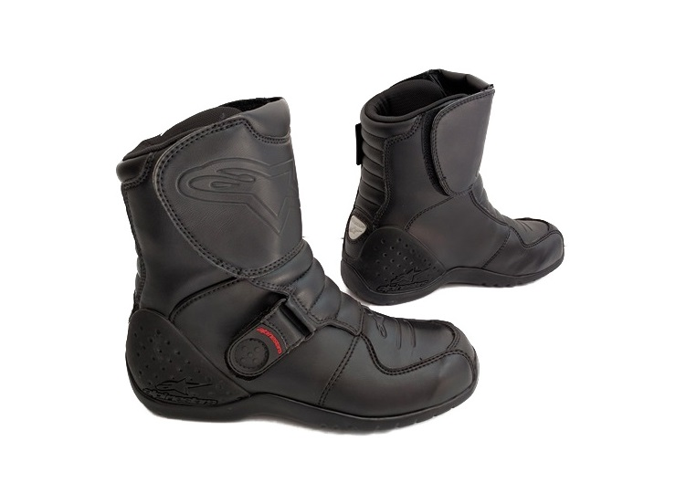 BOTAS ALPINESTARS WATERPROOF RIDGE Negra TALLA 38