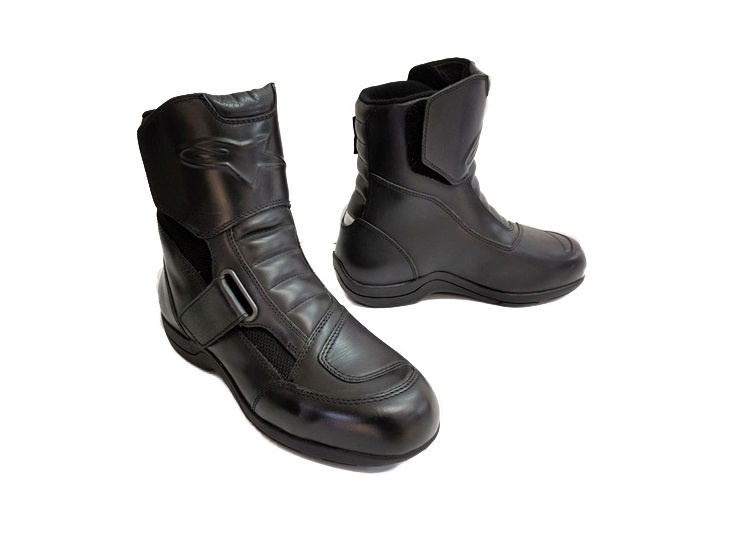 BOTAS ALPINESTARS WATERPROOF RIDGE Negra TALLA 37
