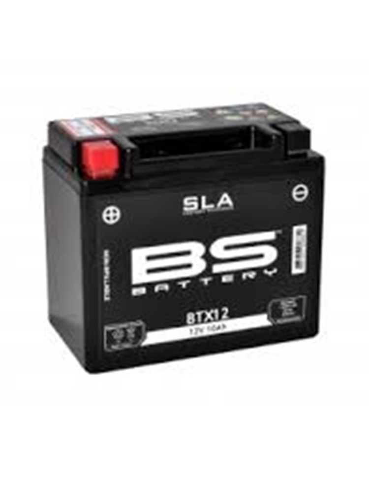 BATERIA BS SLA YTX 12