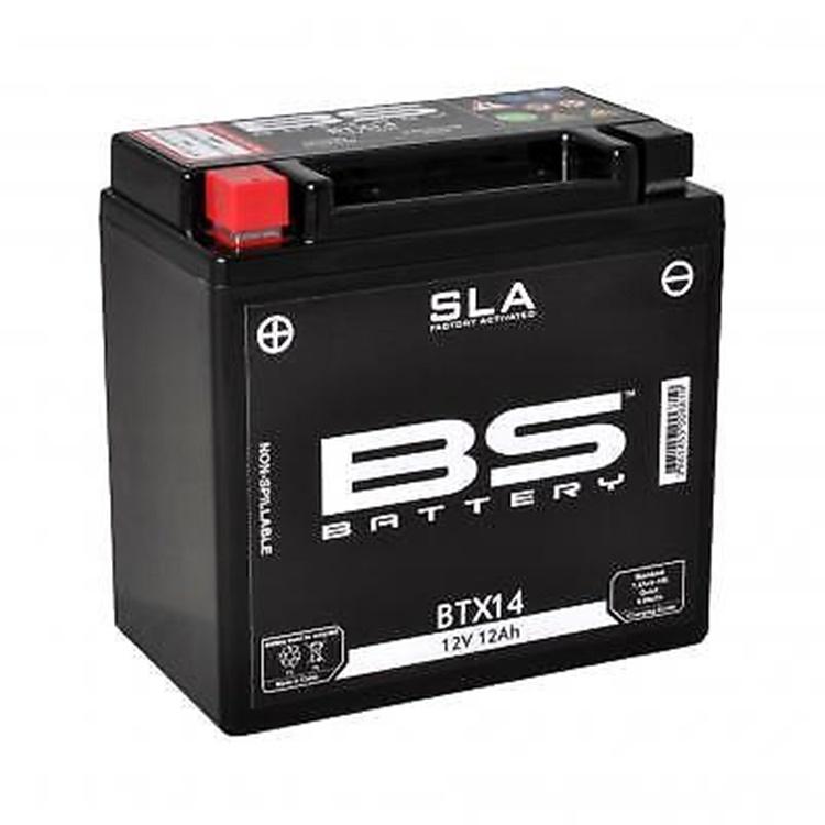 BATERIA BS SLA YTX 14