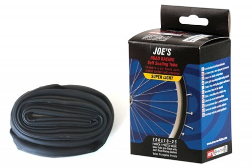 CAMARA BICICLETA JOES 700-18/25 ANTIPINCHAZO 48MM S.LIGHT
