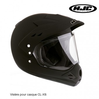 CASCO HJC CROSS CLXS NEGRO MATE XS