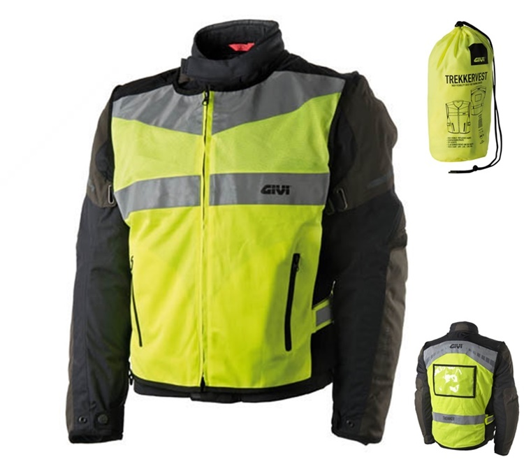 CHALECO GIVI REFLECTANTE L XL