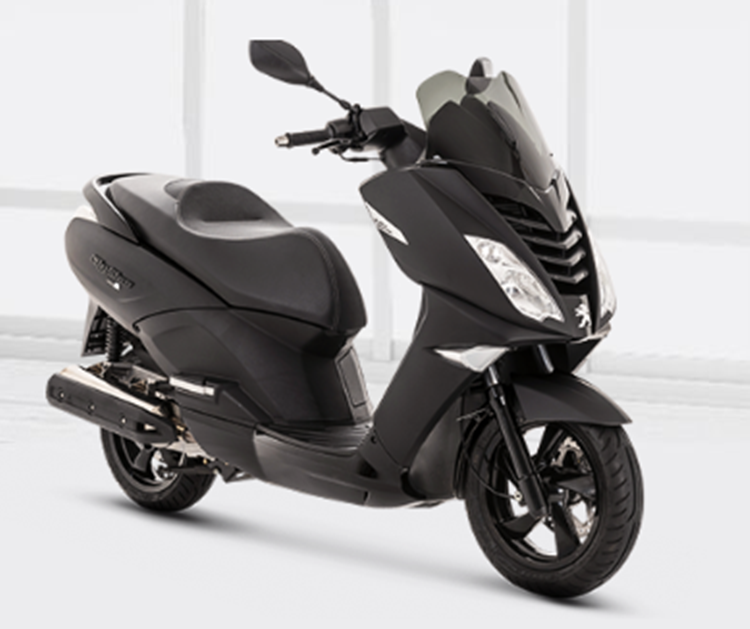 CICLOSCOOTER PEUGEOT CITYSTAR 50 2T BLACK EDITION