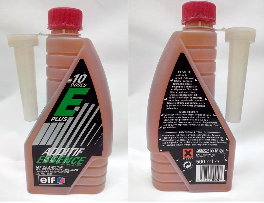 ACEITE ELF E PLUS 500 ML.