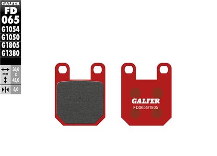 PASTILLA GALFER TRIAL FD225G1805