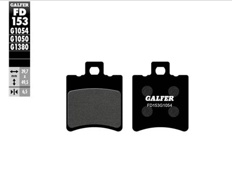 PASTILLA GALFER SEMIMETALICA STANDARD FD153G1054