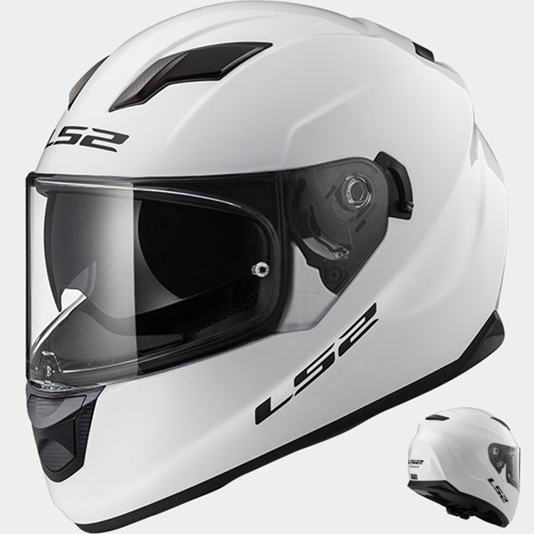 CASCO LS2 INTEGRAL STREAM FF320 BLANCO M