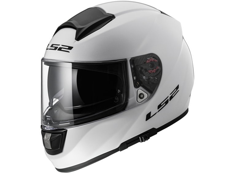 CASCO MOTO LS2 INTEGRAL VECTOR FF397 BLANCO L