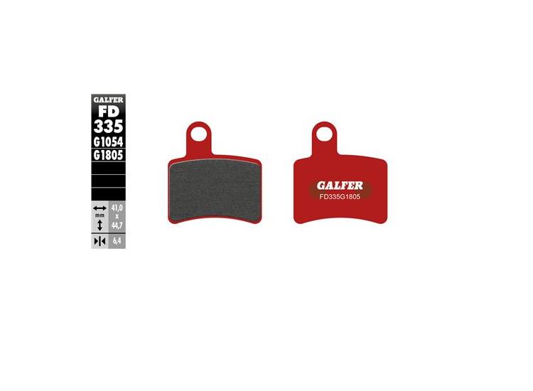 PASTILLA GALFER TRIAL FD335G1805