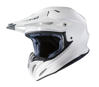 CASCO HJC CROSS RPHA10 X BLANCO S
