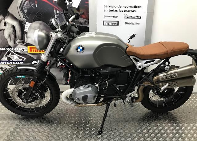 MOTO BMW R NINE 1200 T SCRAMBLER