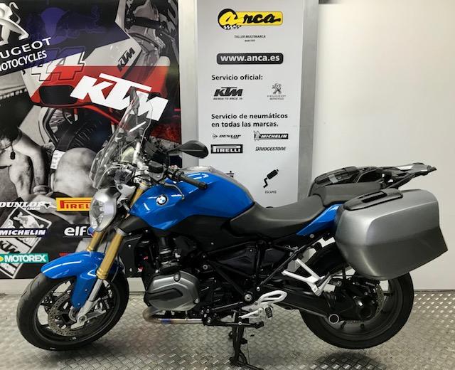 MOTO BMW R 1200 R
