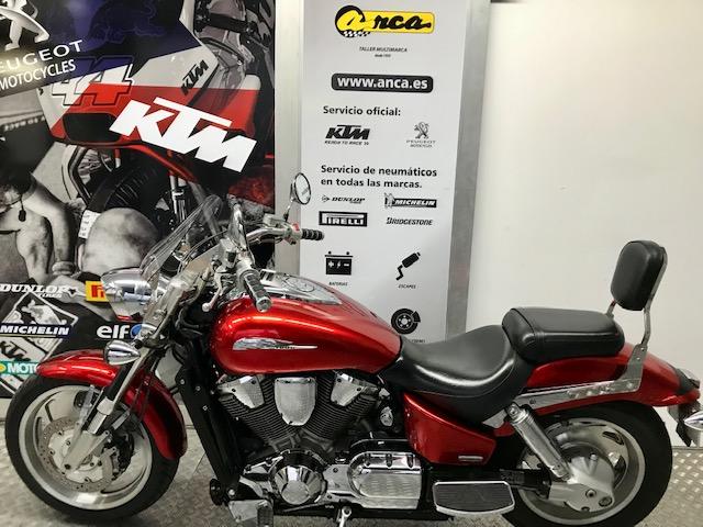 MOTO HONDA VTX 1800