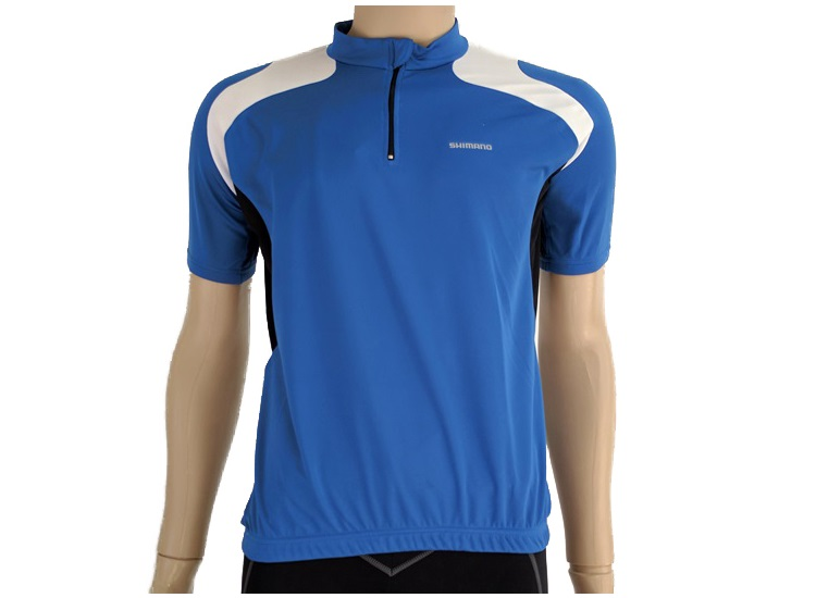 MAILLOT IN-EXT SHIMANO AZUL M