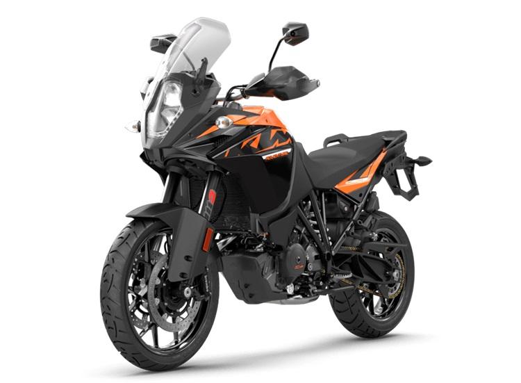 MOTO KTM 1090 ADVENTURE 17