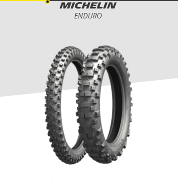 CUBIERTA MICHELIN ENDURO MEDIUM 140/80-18 70R TT R