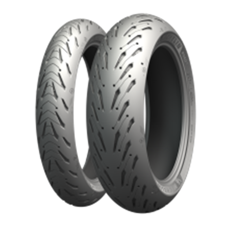 CUBIERTA MICHELIN PILOT ROAD 5 160/60 ZR 17 69W R TL