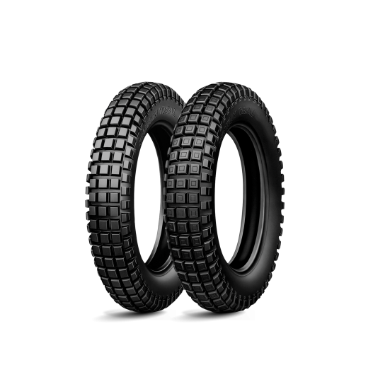 CUBIERTA MICHELIN TRIAL COMPETITION 275-21 45L F TT