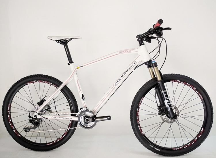 BICICLETA MONDRAKER 13 PODIUM LIMITED 13 M FOX