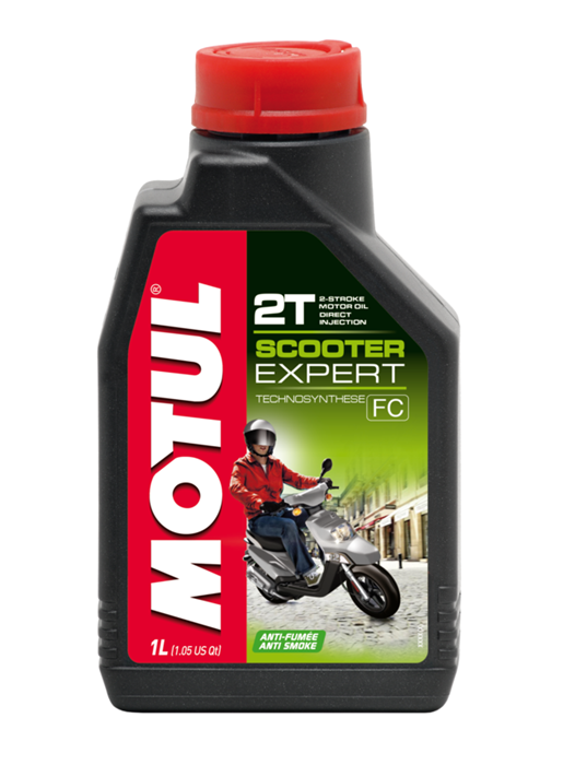 ACEITE MOTUL SCOOTER EXPERT 2T 1L.