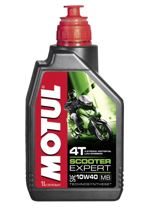 ACEITE MOTUL SCOOTER 4T 10W40 MB 1L.