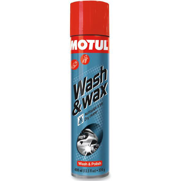 ACEITE MOTUL WASH & WAX