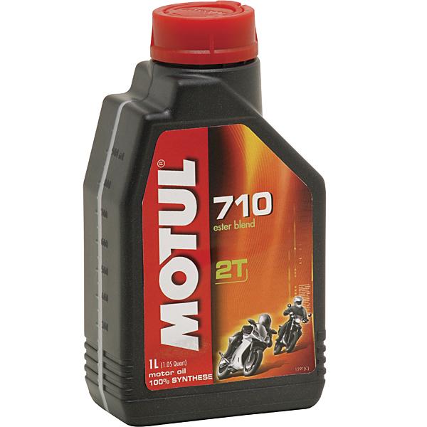 ACEITE MOTUL 710 2T 1L.