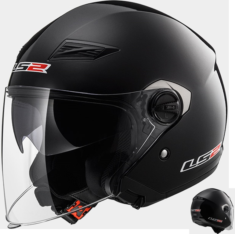 CASCO LS2 JET TRACK OF569 NEGRO S