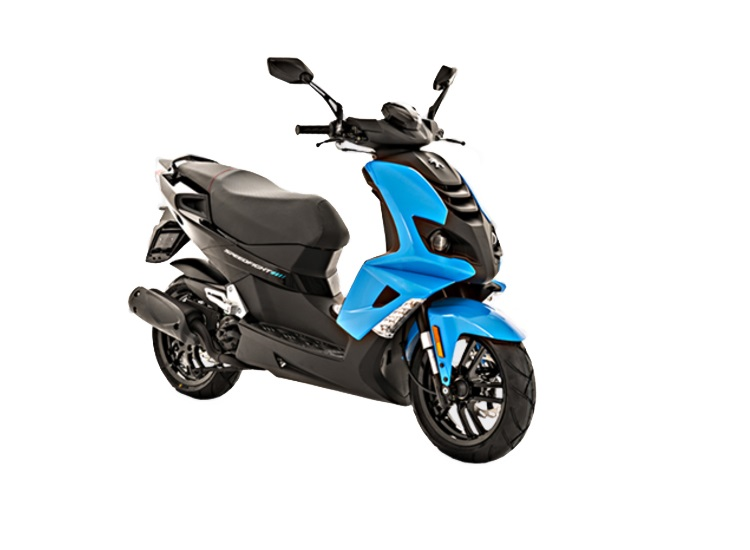 CICLOSCOOTER PEUGEOT FIGHT 4 2T AC