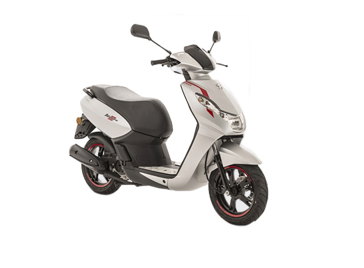 CICLOSCOOTER PEUGEOT KISBEE 2T RS