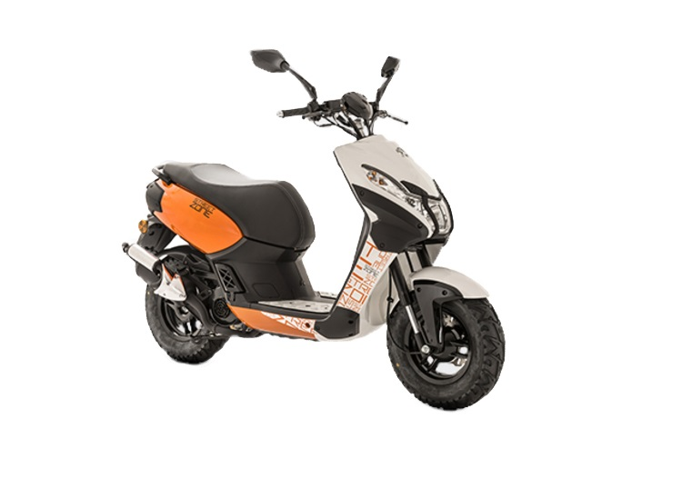 CICLOSCOOTER PEUGEOT STREEZONE 10