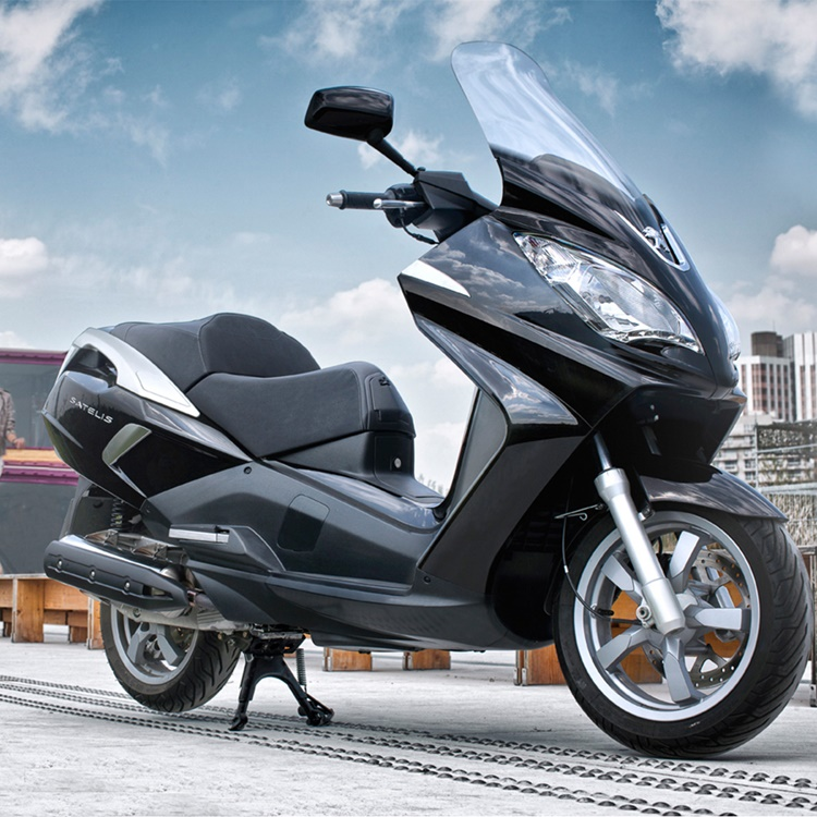 SCOOTER PEUGEOT SATELIS 2 125 URBAN ABS
