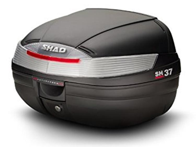 BAULETE MOTO SHAD SH37 NEGRO