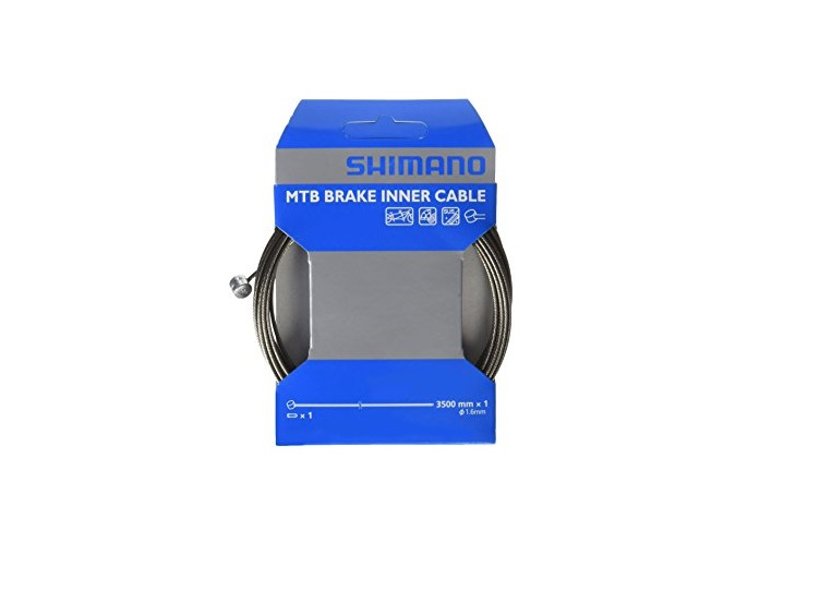 CABLE FRENO SHIMANO 1.6 X 3500 INOX MTB