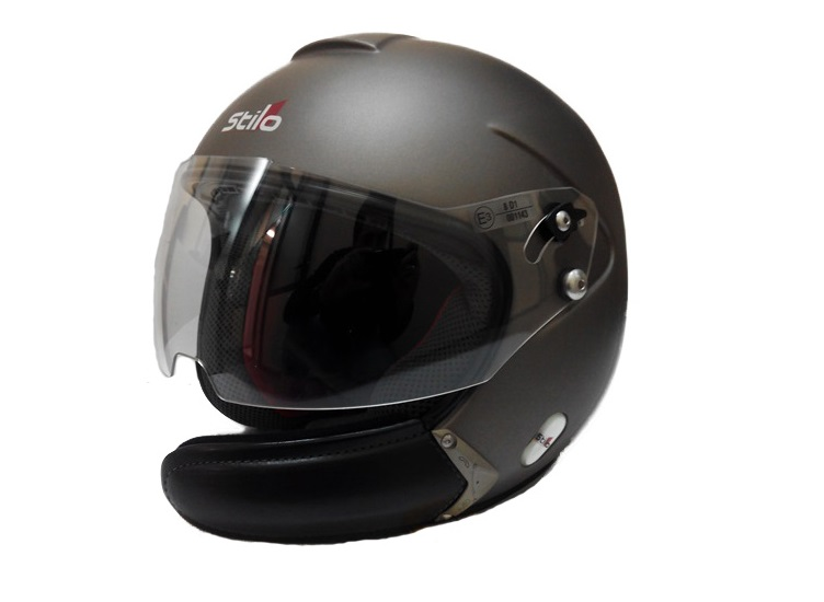 CASCO STILO JET CON BLUETOOTH WRC Talla M