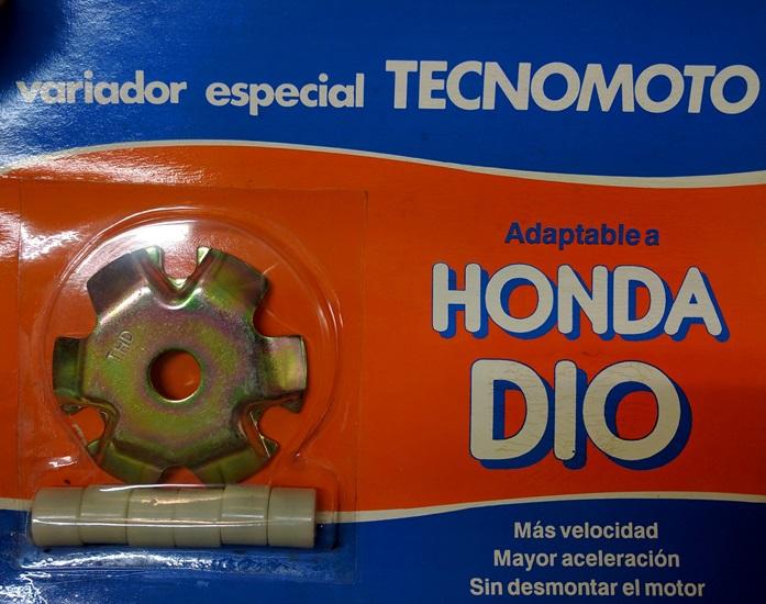 VARIADOR TECNOMOTO HONDA DIO